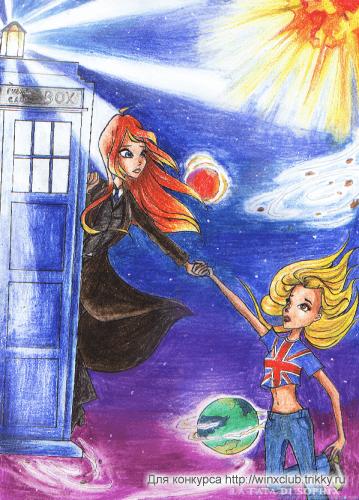 Tutta la magia del Doctor
