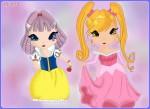 Маленькие принцессы*)
