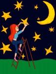 Блум и звёзды