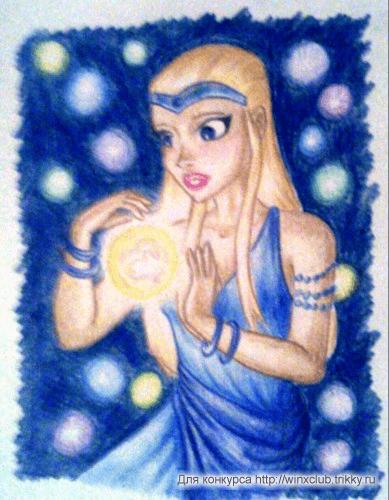 Лунная магия королевы