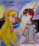 Стелла и Брендон (автор: ☼Светик☼)