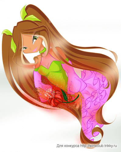 Аленький цветок