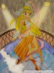 Выступление Стеллы (автор: Кессиди☆)