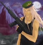 Задорный вояка
