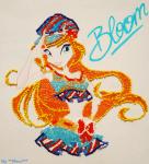 Бисерная Блум (автор: ***Mari***)