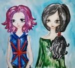 Ривена и Геля