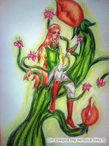 Цветочек :3