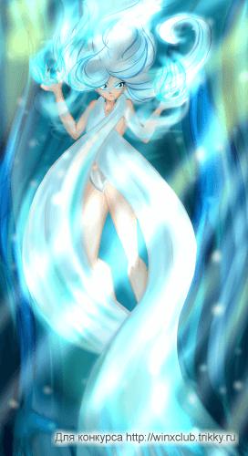 энергия ледяного пламени