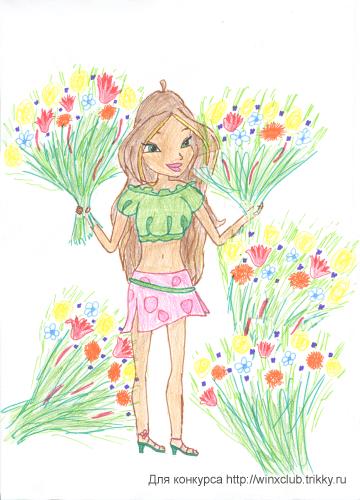 Флора и цветы