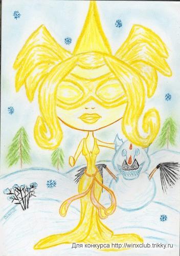 Зима на Роккалуччи