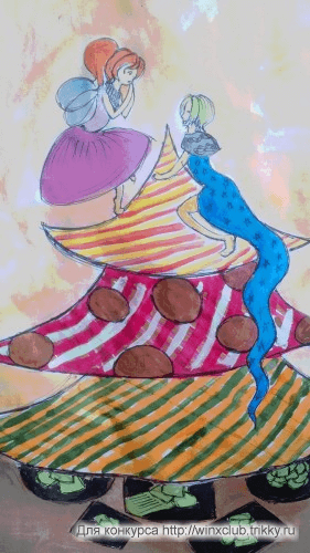 Детский Сад №8, привыкай к веселью на ёлочке