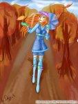 Осенняя Блум (автор: angellwinx aka Drimalli)