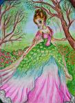 Новый образ,как подобает принцессе Линфеи