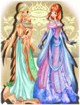Будущие королевы
