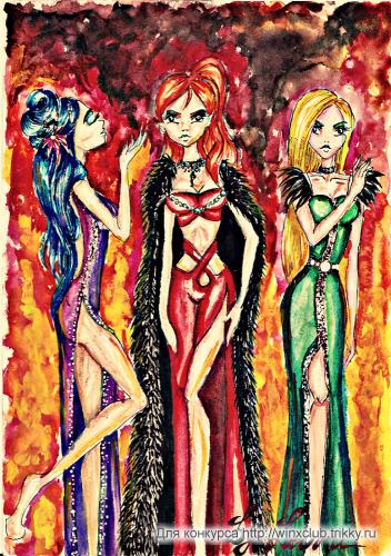 Милые дамы - Прелюбодеяние, Гордыня, Зависть