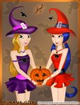 Две ведьмочки (автор: marga-ritta)