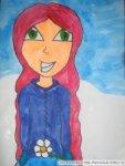 Саманта, дочь Рокси )) (автор: Kimberly)
