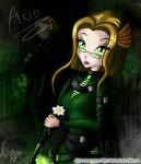 Асид - ведьма ксилот, яадов и прочих радостей отравителя (мать - Дарси. Папаша неизвестен) (автор: Fetasy)