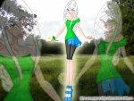 Эйма фея полей (родители Флора и Глия) (автор: Иллюзия)