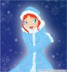 Блум снегурочка (автор: La fata di Sophix)