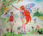Феи винкс И элли из волшебной страны... сказька (автор: Ариэль фея фантазии)