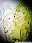 Муза (Винкс ) и Гермиона Грейнджер (фильм Гарри Поттер) (автор: Bellа I love Edward(The cold girl*))