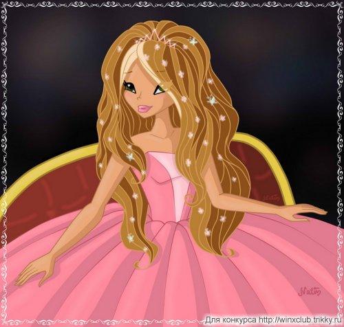 Флора принцесса