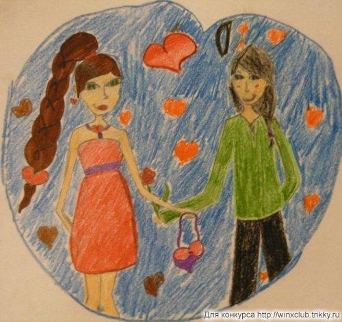 День Святого Валентина(Флора и Гелия)