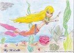 Стэла русалочка! (автор: MeLoDi♥ *зеленый шарф Х)*)