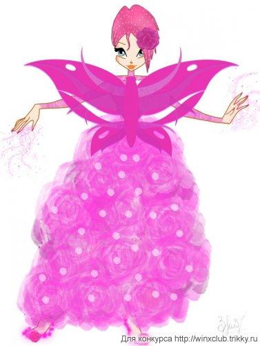Безумное платьице Текны
