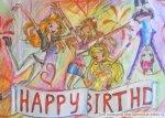 Boun compleanno, Flora (автор: La fata di SophiX)