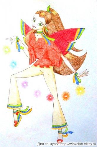 Лиззи - фея Чудо-Травы