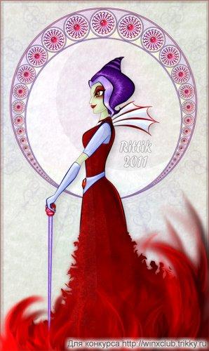 Хранительница Облачной Башни