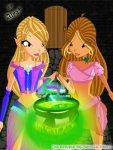 Анила и Флора или Эльфийское зелье *О*