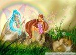 Флора и Ари