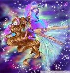 .Ариэль. Высшая магия феи