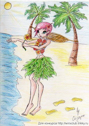 8 марта на Гавайских островах