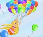 Стелла и много шариков