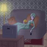 Одинокий вечер Мандрагоры