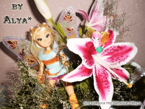 La fiore *O*